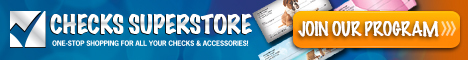 Checks Superstore Affiliate Program